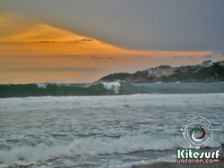 puerto escondido, zicatela  www.kitesurfvacation.com photo