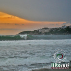 puerto escondido, zicatela  www.kitesurfvacation.com