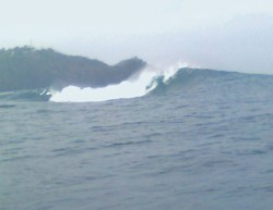 surf in secrets spots tarcoles, Little Fiji photo