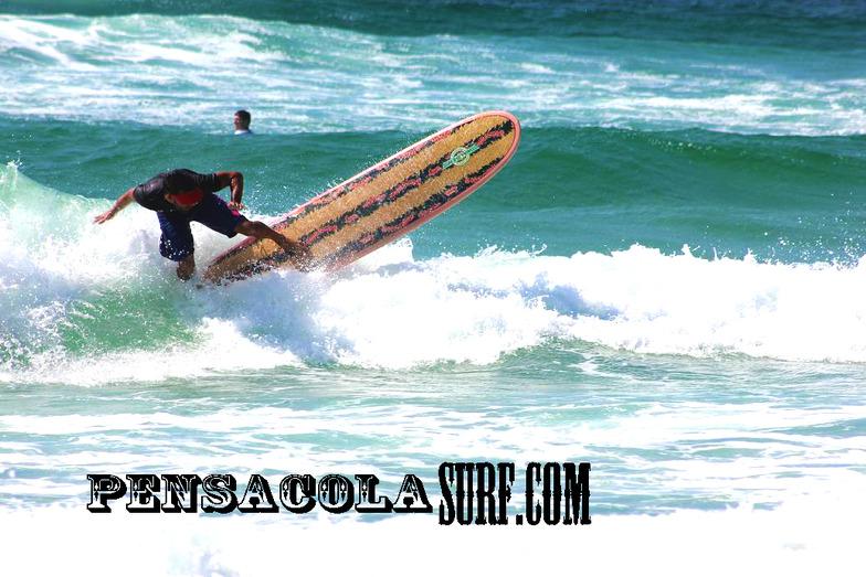 Sunday Midday, Pensacola Beach