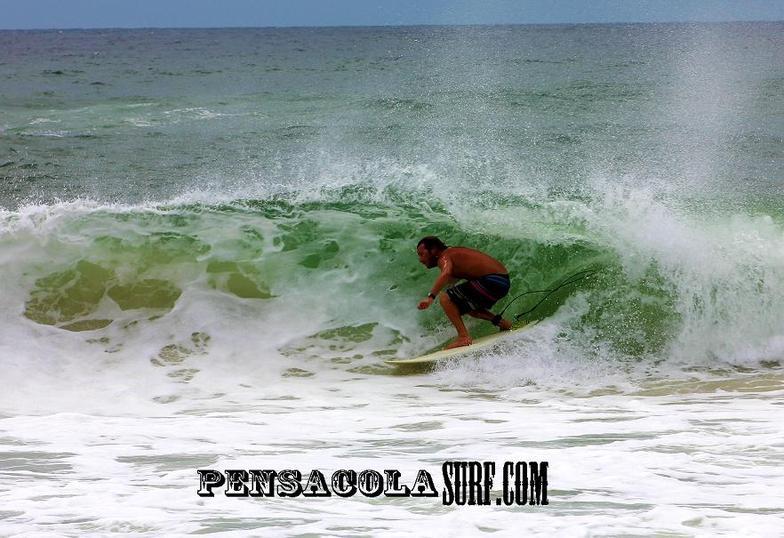 Monday Midday, Pensacola Beach
