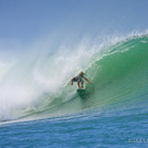double overhead and hollow, Puerto Sandino