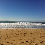 1m na frente do sky, Praia Brava