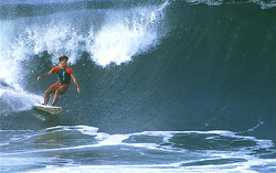 DANI REYES, Nazare photo