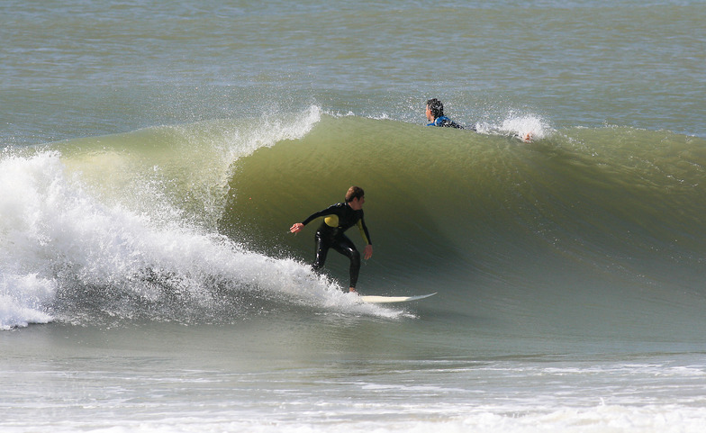 Bravitos, Praia Brava
