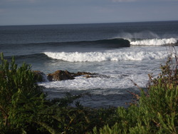 Little right hander inside Trial reef, Trial Harbour photo