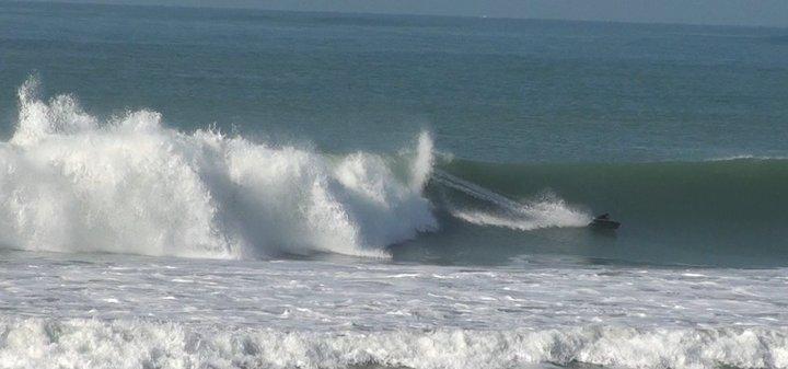 Zurda el palmar, Playa El Palmar
