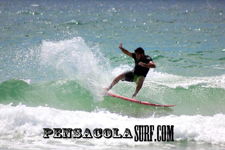 Thursday Midday, Pensacola Beach