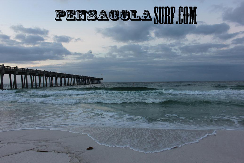 Saturday DP Report, Pensacola Beach
