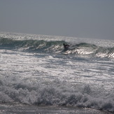 olas de levante, Conil de la Frontera