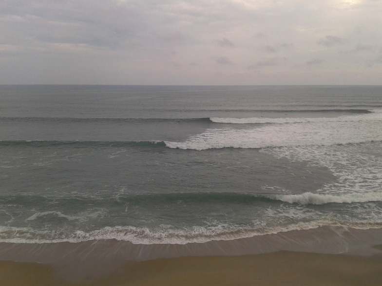 18/9/12, Bells Beach - Rincon