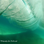 Under the ocean wave explosion!!, Margaret River Mouth