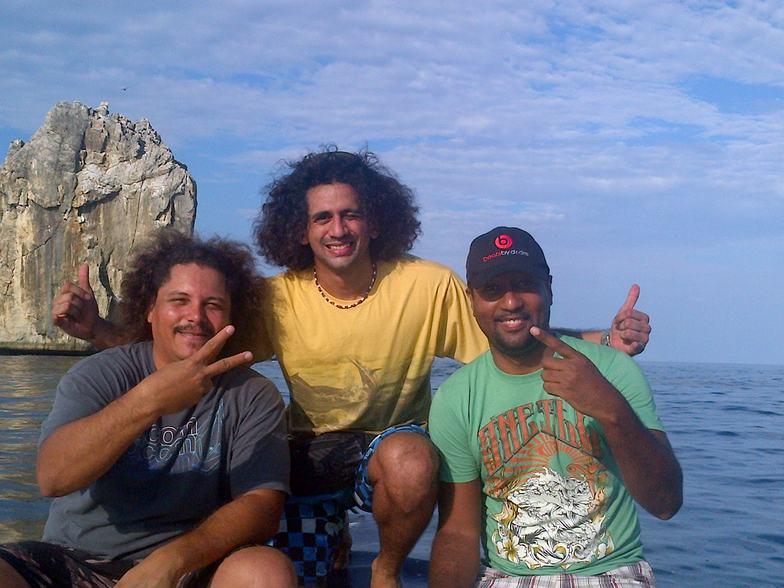 En Roca Bruja, Roca Bruja - Witch's Rock