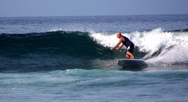 SUP at Punta Burros!