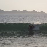 Daniel Cáceres, Playa de Nerga