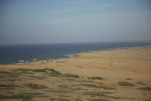 Desert and Sea, Cabo de la Vela
