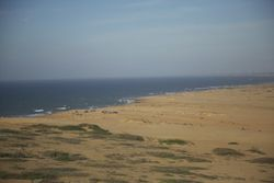 Desert and Sea, Cabo de la Vela photo