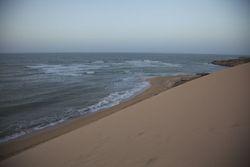 Points and reefs under the Dune, Dunas de Taroa photo