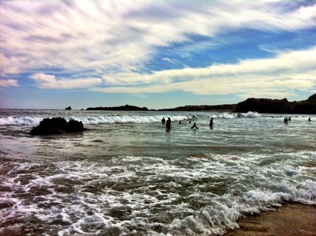 RIS, Playa de Ris
