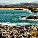 RIS desde Isla, Playa de Ris