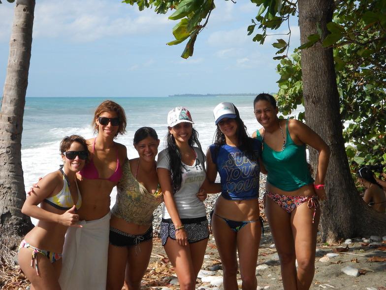 Surfer Girls 1, Los Patos
