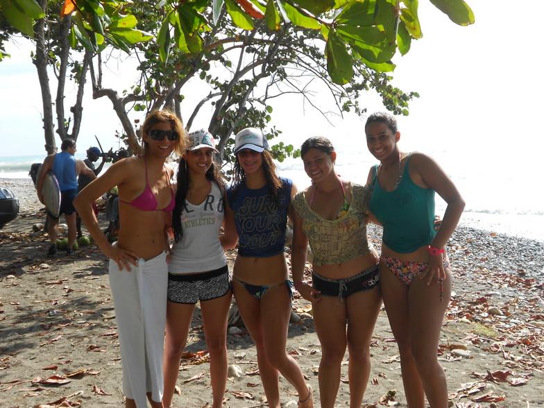 Surfer Girls 2, Los Patos