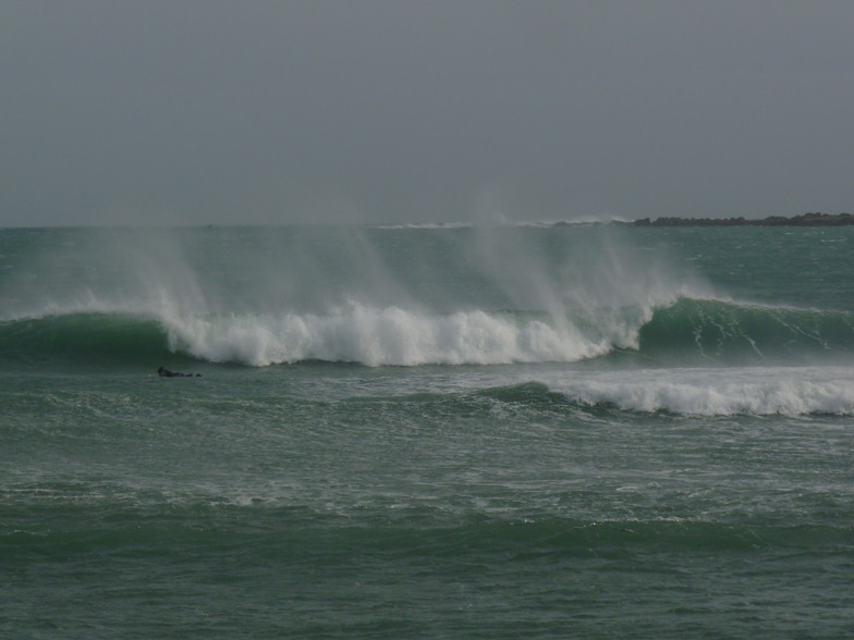 Strong Offshore, Lyall Bay