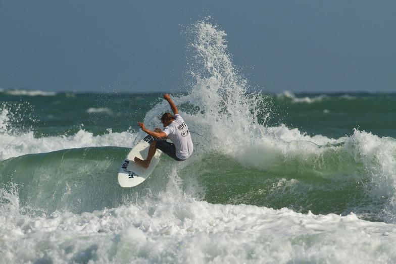 Eastern Surfing Association, New Smyrna Inlet