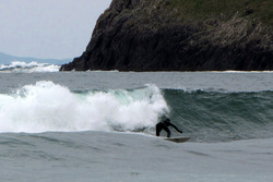 Great surf, Trabeg or Kinard photo