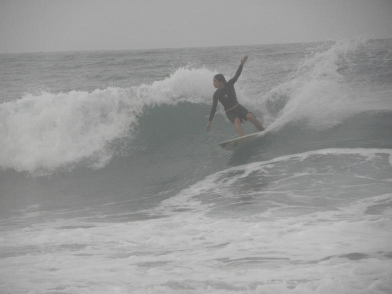 Noon session, Los Naranjos