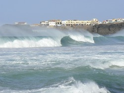 Waves in Cotillo photo