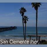 Morning at San Clemente Pier