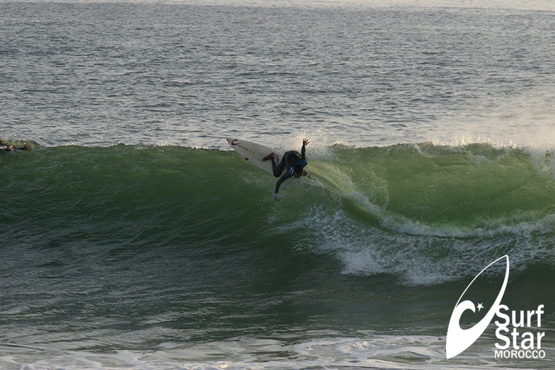 Surfing Morocco - Anchor Point