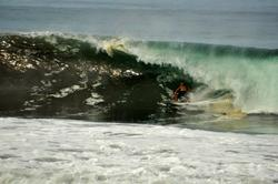 Tube, Playa Hermosa photo