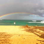 Ends of the rainbow, Chuns and Jocks Reefs