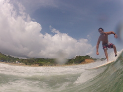 Dia de Buen Surf Chirere photo