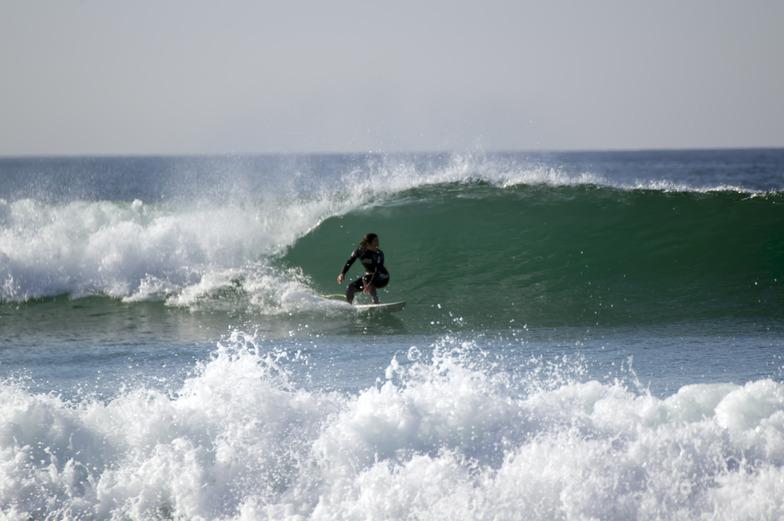 Surf na lanzada, Playa de Lanzada