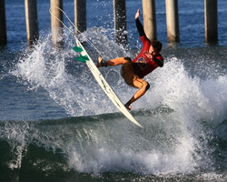 Chris Waring 2012 American Prosurfing series, Huntington Beach photo