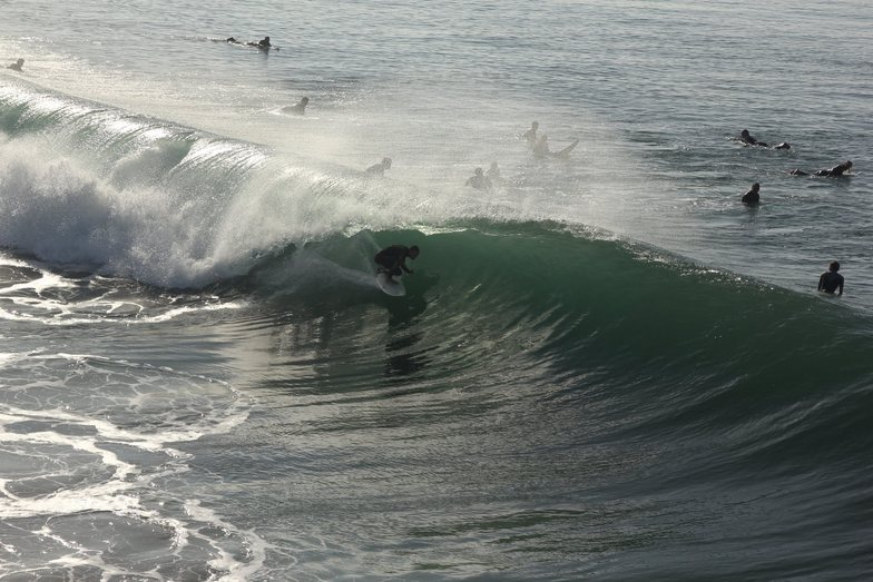 Huntington Beach Surf Forecast and Surf Reports (CAL