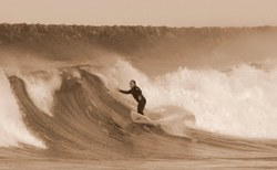 Great surf day!, Oceanside Harbor photo