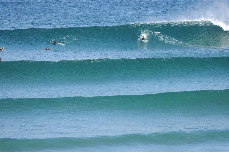 Waves, Ria Foz