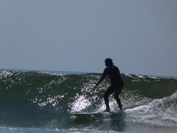 Small day but still fun, Punta Abreojos photo