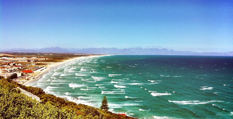 Cape Town Beach Guide: Muizenberg Beach, False Bay South Africa