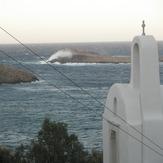 Agios Sostis Mykonos August 2012