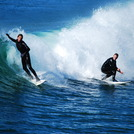 Two on a Wave, Oceanside Harbor