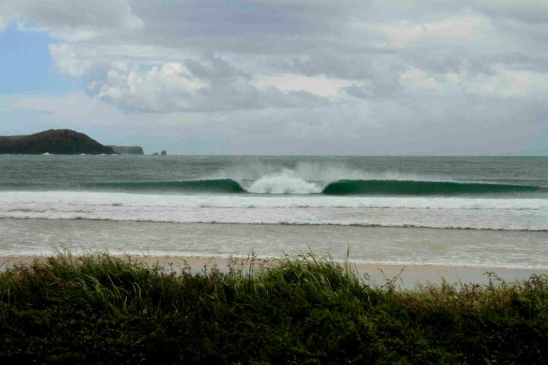 dinner plates nz surf. porpoise bay surf photo: \u0027summer time barrels @ the bay\u0027 by deow owen dinner plates nz s