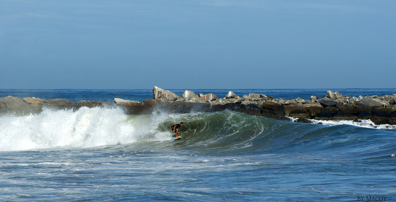 morocho picure bu macoy, Choroni - Playa Grande