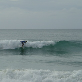 Isaac-being surfing 1month-taught by IHS, Kudat