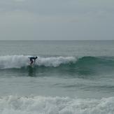 Isaac-being surfing 1month-taught by IHS, Kudat (Pantai Kosuhui)
