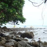 surfs up boys, Kudat (Pantai Kosuhui)